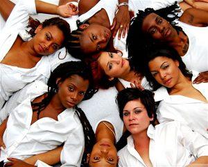 group of black women 2