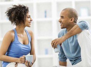 black-couple-talking2