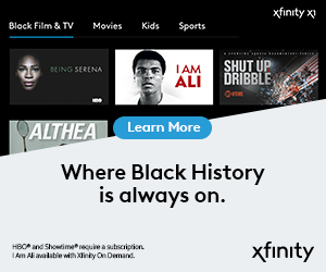 Xfinity Presents This Week's Black History Facts