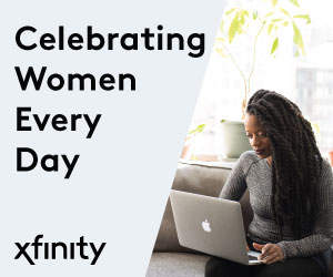 Xfinity Presents Women's History Month Facts